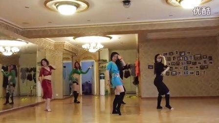 2016年4月提高班开场舞完整版