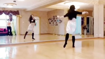 2016年4月午休班可爱小舞蹈《美美哒》镜面版
