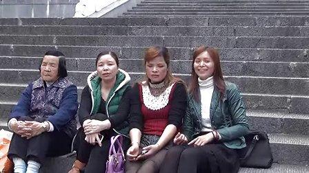 东兰山歌——(巴马-东兰)2015拔群广场友谊山歌对唱