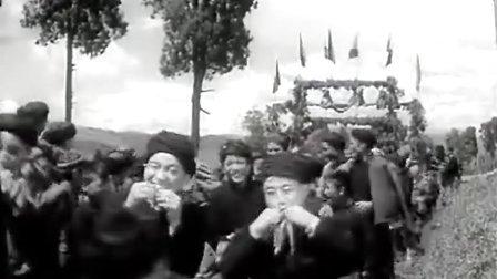 【老电影】山间铃响马帮来(1954高清修正版)