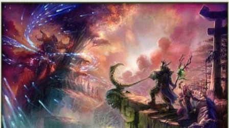 炉石传说背后的故事-魔兽简史第二十三话阿克蒙德归来与海加尔山之战