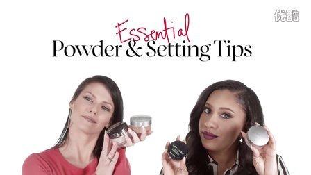 【SEPHORA课堂】必学定妆技巧 Essential Powder Setting TipsBaking and Beyond