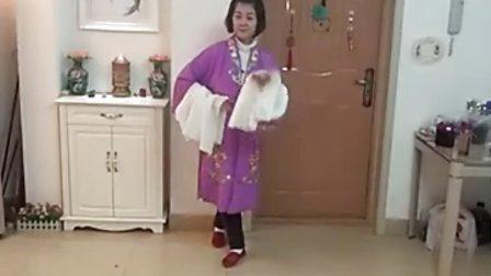 【水袖身训】山东省京剧院杜玉花老师