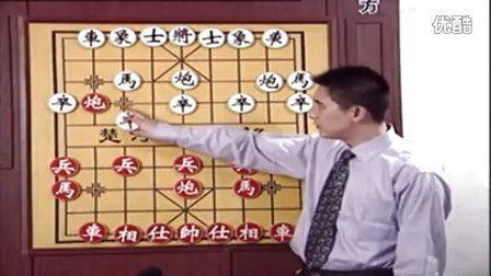 张强象棋讲座-中国象棋组杀绝技-天地二炮