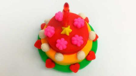 白雪玩具屋 2016 彩色生日蛋糕 彩色生日蛋糕