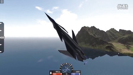 『SimplePlanes』VR-0等离子战斗机[Nl展示]