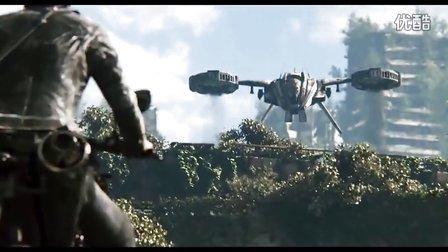 【阿甘推荐】国外超牛逼制作CG动画科幻巨作《废墟》超清