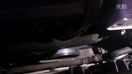 BMW宝马进口2012款F11 530i发动机紧涨轮故障发出异响 只行驶了3.1万公里