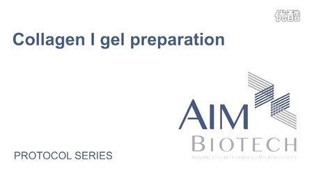 Collagen Gel Preparation Protocol