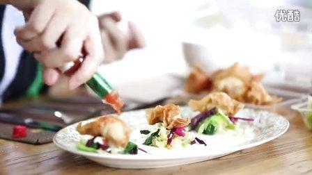 超牛白领!18元的沙县小吃吃出180元法餐风情