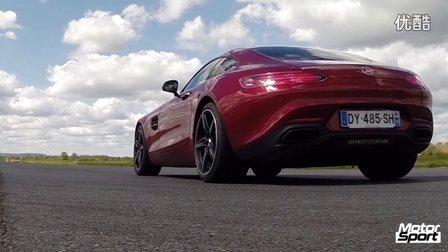 奔驰Mercedes AMG GT  0-260 km-h加速