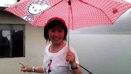 新安江山水画廊 雨中(手机拍摄)