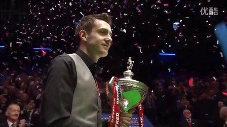 2016年斯诺克世锦赛决赛:塞尔比vs丁俊晖(第4部分,含颁奖仪式)
