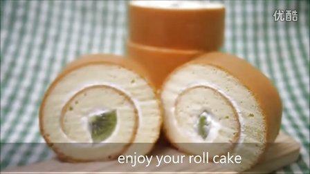 鮮果 蛋糕捲 roll cake
