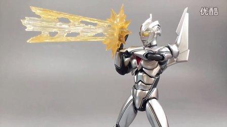 奥特曼ACT 定格动画 小剧场 艾斯机器人对战艾斯奥特曼 死刑五兄弟