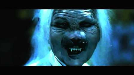 最新恐怖鬼片《猫脸老太太》