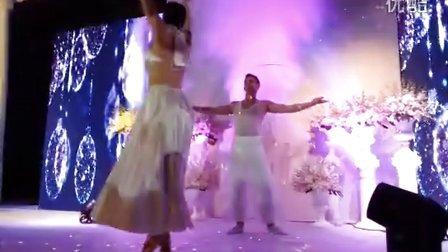 外籍现代芭蕾~婚礼演出