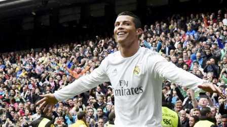 Cristiano Ronaldo vs Valencia Home 20160509