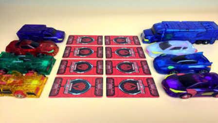 【魔力玩具学校】伊莎PK幻鬼团 魔幻车神终极决斗(3)自动变形玩具爆裂飞车机器人 第二三季新款韩国钢铁巨神奇诡巫师 惊天神鹫 撼地神像