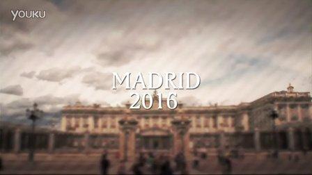 2016ATP马德里决赛 德约科维奇VS穆雷 (自制HL)