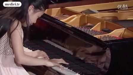 ShioOkui(日本)演奏格里格《a小调钢琴协奏曲》作品第16号 -国际青少年钢琴大奖赛