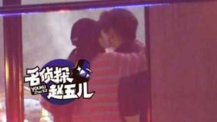 张馨予拥吻男制片 三男一女聚会尺度大