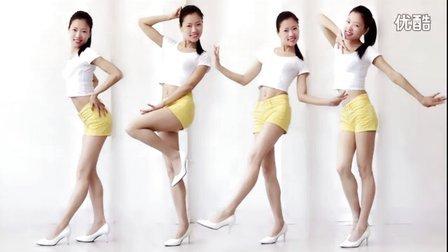 新生代广场舞 好运送给你dj(简单32步)编舞杨丽萍