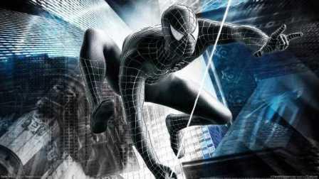 【亞當熊娛樂解說 神奇蜘蛛俠】EP6終于變身黑蜘蛛俠了