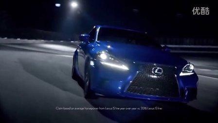 2016款雷克萨斯 Lexus IS 200t精彩视频