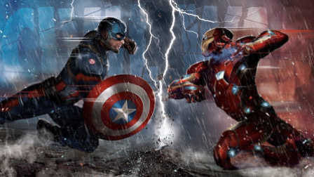 超级英雄迷为何粉转黑 两分半看完《美国队长3》110