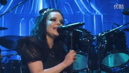 【琴韵共飨】美声金属与天籁民谣的完美结合,第二任主唱Anette Olzon演绎Nightwish(夜愿乐队)的 《Nemo》现场版