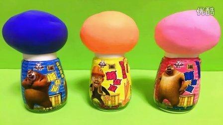 熊出没之亲子彩蛋★小猪佩奇惊喜蛋 健达奇趣蛋出奇蛋拆蛋视频★面包超人蛋 迪士尼小熊