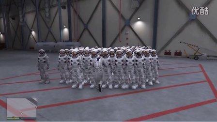 【预言解说】GTA5-言菜外星人开普勒星球 联盟地球抗击黑暗剧团 找到擎天柱 变形金刚 大黄蜂 用居地球了