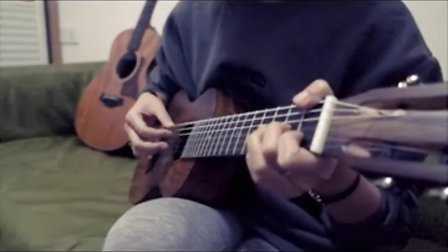 Falling Slowly - Glen Hansard & Lisa Hannigan (Icing Luo acoustic cover) 燕子姐姐弹吉他