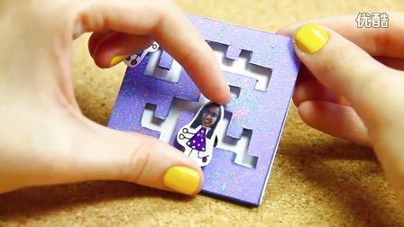 爆炸盒子—迷宫卡片教程
