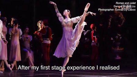 刘昱瑶 - 香港芭蕾舞团首席 - 因梦想而強大