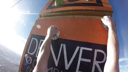 GoPro Awards: 在热气球上攀岩