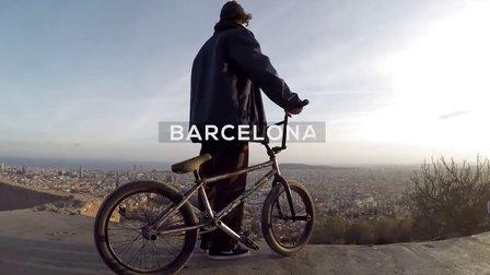 Simone Barraco 行云流水的巴萨罗那街头BMX