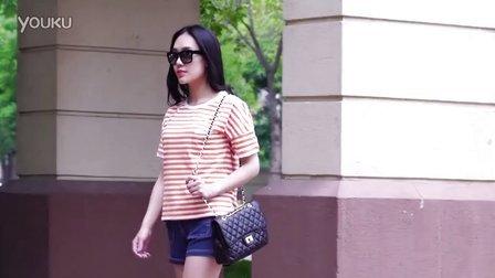 《美女挑挑挑》20160518STIYA/斯提亚单品 羊皮链条单肩包