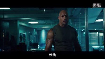 【速度与激情7】硬汉对决!杰森斯坦森VS巨石强森