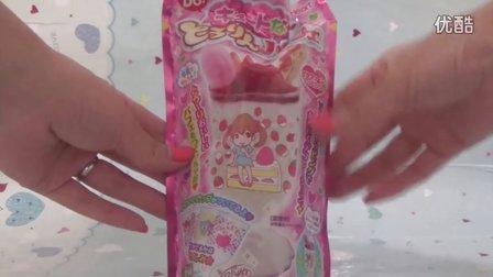 多米娘亲の食玩22 冰沙奶昔  日本食玩(可食)食玩 粉红猪小妹