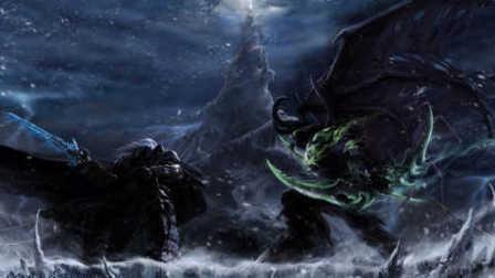 炉石传说背后的故事-魔兽简史第二十四话 冰与火的协奏曲