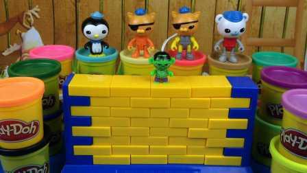 推墙拯救绿巨人 玩具总动员 03