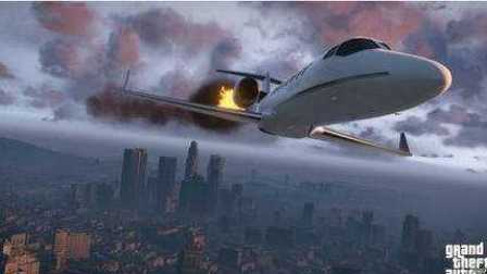 【预言解说】GTA5-《飞行学院》3:黑社会大哥再现机场 长得帅就得受欺负 世界上最远的距离就是差了一堵墙