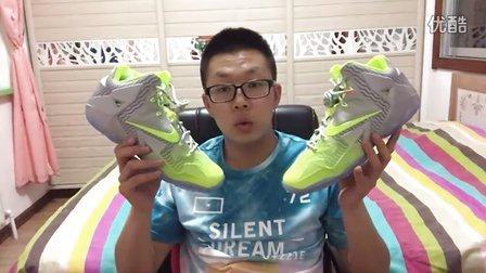 平仔球鞋视频第10期:LBJ11 勒布朗詹姆斯11代