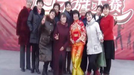 2014年衡水广场舞大赛第二名 工业新区元宵晚会开场舞《火火的中国》怡水园向阳花