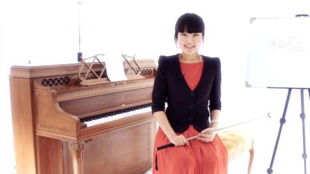 从零起步学钢琴【第八课】五线谱的升号和还原  新爱琴美女钢琴老师在线温情授课