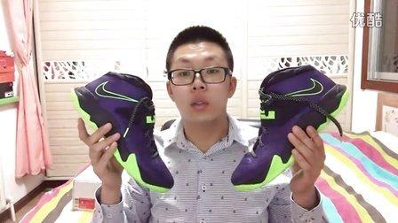 平仔球鞋视频第16期:nike James soldier 7小丑
