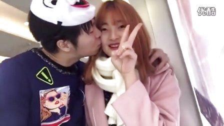 【街头骗吻】骚年上海街头搭讪亲吻韩国妹纸