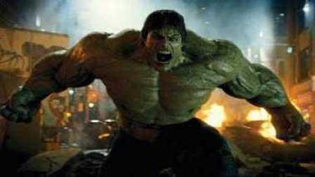 绿巨人vs憎恶 纽约街头大战